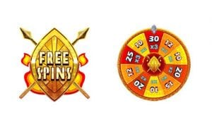 free spins 9 maks of fire